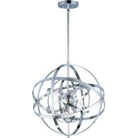 Maxim Lighting 25130PC Sputnik - Six Light Pendant
