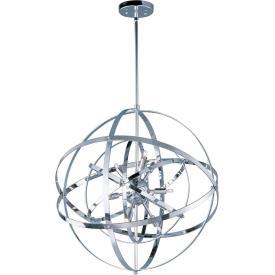 Maxim Lighting 25133PC Sputnik - Nine Light Pendant