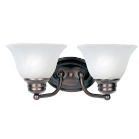 Maxim Lighting 2687 2 Light Bath