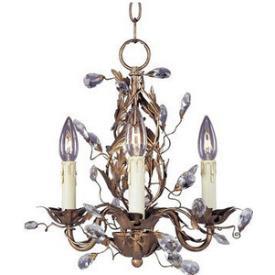Maxim Lighting 2855 3 Light Chandelier