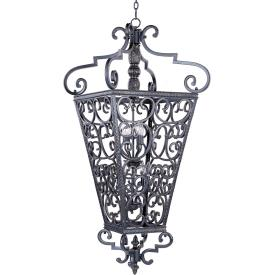 Maxim Lighting 2938KB Southern - Eight Light Entry Foyer Pendant