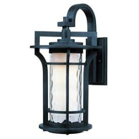 Maxim Lighting 30484WGBO Oakville - One Light Outdoor Wall Lantern