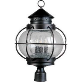Maxim Lighting 30501 Portsmouth 3 Light Post