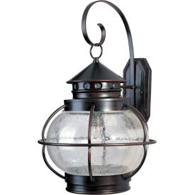 Maxim Lighting 30504 Portsmouth - One Light Outdoor Wall Mount