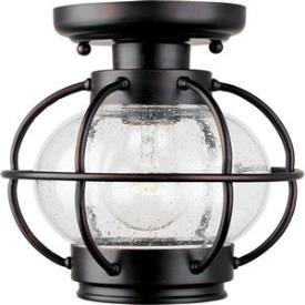 Maxim Lighting 30508 Portsmouth 1 Light Flush Mount