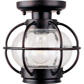 Maxim Lighting 30508 Portsmouth - One Light Outdoor Flush Mount