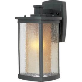 Maxim Lighting 3153CDWSBZ Bungalow - One Light Wall Mount