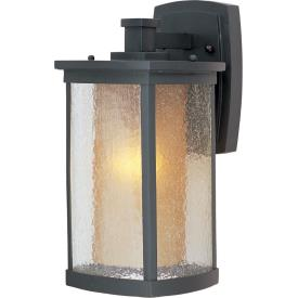 Maxim Lighting 3153CDWSBZ Bungalow - One Light Wall Mount