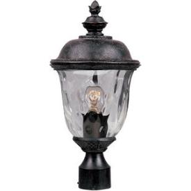 Maxim Lighting 3426 Carriage House Dc 1 Light Post