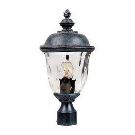 Maxim Lighting 3426 Carriage House DC - One Light Outdoor Pole/Post Mount