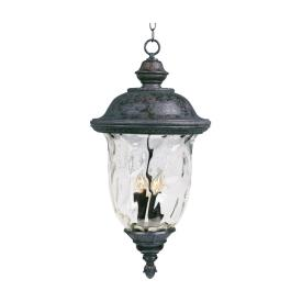 Maxim Lighting 3427 Carriage House DC - Three Light Outdoor Hanging Lantern