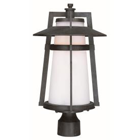 Maxim Lighting 3530SWAE Calistoga - One Light Outdoor Pole/Post Mount