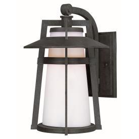 Maxim Lighting 3534SWAE Calistoga - One Light Outdoor Wall Lantern