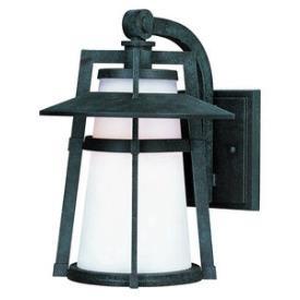 Maxim Lighting 3536SWAE Calistoga - One Light Outdoor Wall Lantern