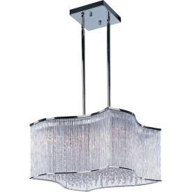 Maxim Lighting 39705CLPC Swizzle - Twenty Light Pendant