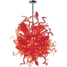 Maxim Lighting 39726SRPC Mimi - LED Chandelier