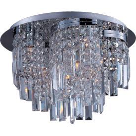 Maxim Lighting 39800BCPC Belvedere-Flush Mount