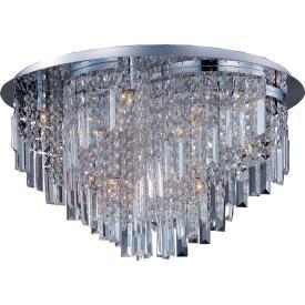 Maxim Lighting 39801BCPC Belvedere - Eighteen Light Semi-Flush Mount
