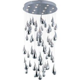 Maxim Lighting 39860PCPC Rain - LED Chandelier