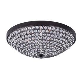 Maxim Lighting 39871BCBZ Glimmer - Four Light Flush Mount