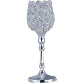 "Maxim Lighting 39890BCPS Glimmer - 10.25"" Small Candle Holder"