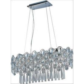 Maxim Lighting 39926BCPC Jewel - Nineteen Light Pendant