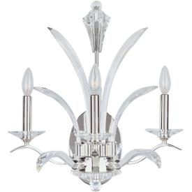 Maxim Lighting 39942BCPS Paradise - Three Light Wall Sconce