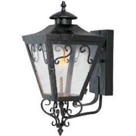 Maxim Lighting 39992CLOI Wall Outdoor Gas Lantern