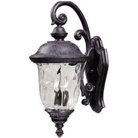 Maxim Lighting 40496WGOB Carriage House Vx 2-light Outdoor Wall Lantern
