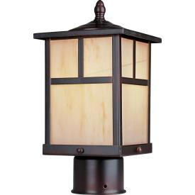 Maxim Lighting 4055 Coldwater - One Light Outdoor Pole/Post Mount