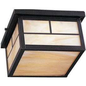 Maxim Lighting 4059 2 Light Flush Outdoor