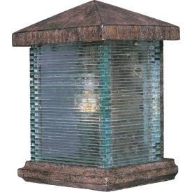 Maxim Lighting 48733CLET Triumph Vx 1-light Outdoor Wall Lantern