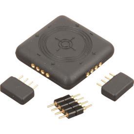 "Maxim Lighting 53263 StarStrand - 1.5"" 4-Pin 4-Way Connector"