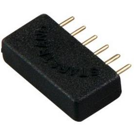 "Maxim Lighting 53344 StarStrand - 0.5"" 6-Pin Male End Cap (Pack of 6)"