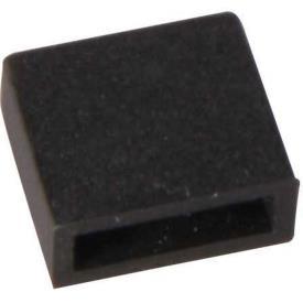 "Maxim Lighting 53469 StarStrand - 0.75"" 24V Silicone End Cap (Pack of 10)"