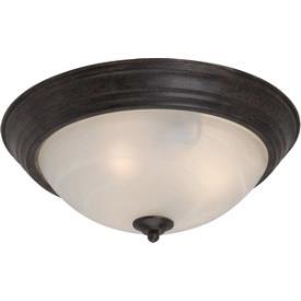 Maxim Lighting 5842 Essentials - Three Light Flush Mount