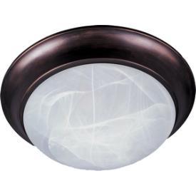 Maxim Lighting 5851 Essentials - Two Light Flush Mount