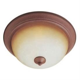Maxim Lighting 5855 Essentials - Two Light Flush Mount