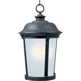 Maxim Lighting 85099FSBZ Dover EE - One Light Outdoor Hanging Lantern