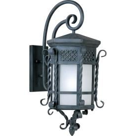 Maxim Lighting 85325 Scottsdale EE - One Light Outdoor Wall Mount