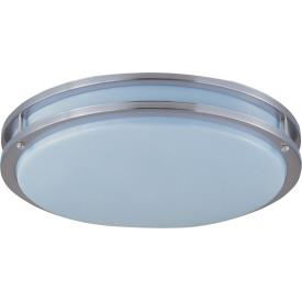 Maxim Lighting 85544WTSN Linear EE - Two Light Flush Mount