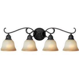 Maxim Lighting 85810 Es Linda 4 Light Vanity