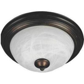 Maxim Lighting 85841 Two Light Flush Mount