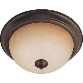 Maxim Lighting 85842 Three Light Flush Mount