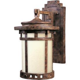 Maxim Lighting 86033MOSE Santa Barbara - One Light Outdoor Wall Lantern