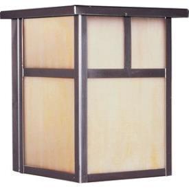 Maxim Lighting 86050HOBU Coldwater - One Light Outdoor Wall Lantern