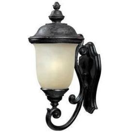 Maxim Lighting 86524MOOB Carriage House ES - One Light Outdoor Wall Lantern