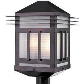 Maxim Lighting 8725 2 Light Post