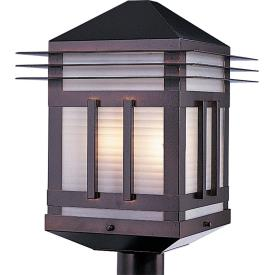Maxim Lighting 8725 2 Light Post