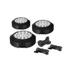 Maxim Lighting 87883BK Countermax LED Disc Light - 3 Light Kit
